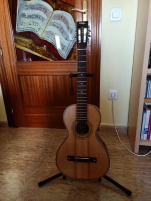 Guitarra de viaje Vintage Viator