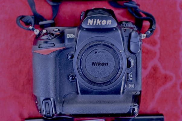 NIKON D3S  ( Foto + Video )