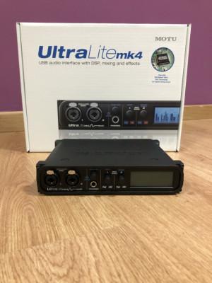 Motu Ultralite MK4