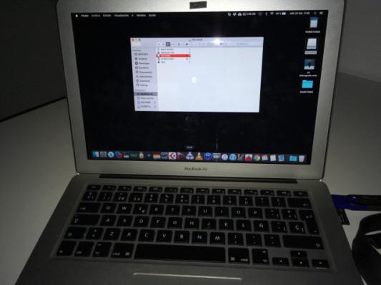 "mac book air 13"" i7 128gb flash"
