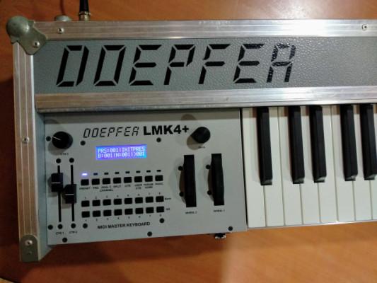 Doepfer LMK4+ 88 GH (teclado controlador midi) ¡¡SUPERPRECIO!!