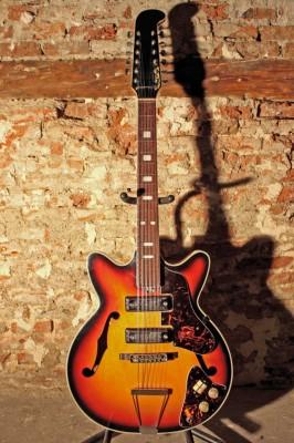 Teisco Corona XII ('60s)