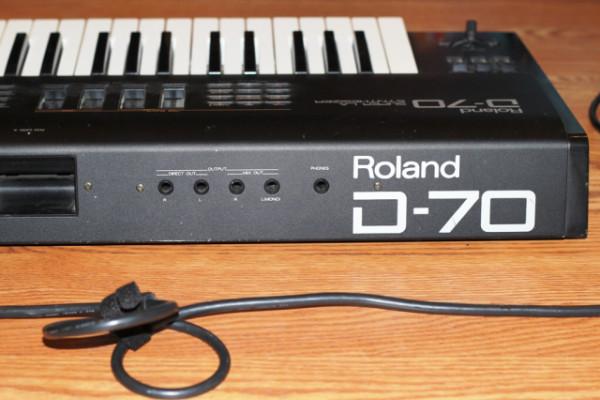 Busco Roland D70 para cambio/compra