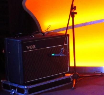 Vox AC15 C1 mas hard case combo!!!
