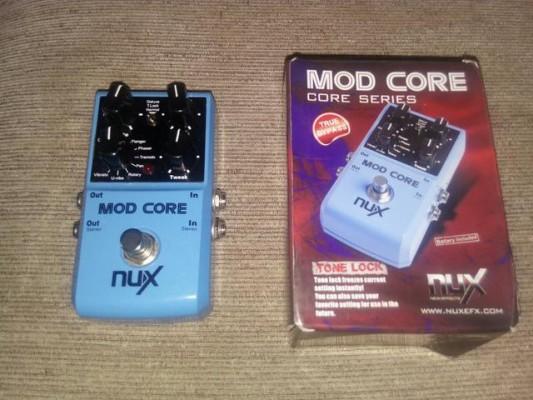 vendo Nux Mod Core (modelador de efectos )