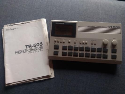Rhythm Composer TR-505 Roland