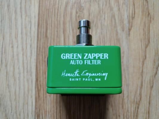 Henretta Green Zapper Auto Filter / Wah