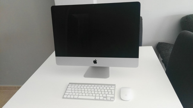 iMac finales 2012, i5, 21'5 pulgadas