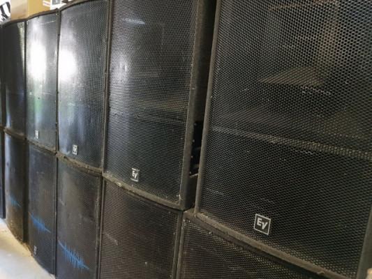 SE VENDE EQUIPO ELECTRO VOICE DELTAMAX 15.000 WATS