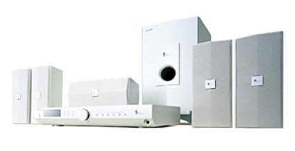 Amplificador + Altavoces Sharp SD-AT1000