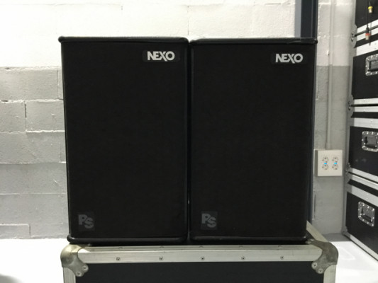 6 NEXO PS10 + ETAPA + PROCESADOR + CASE