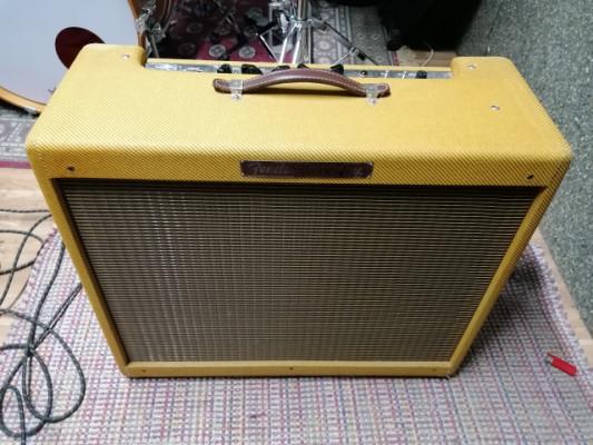 Fender Twin amp 57 custom shop