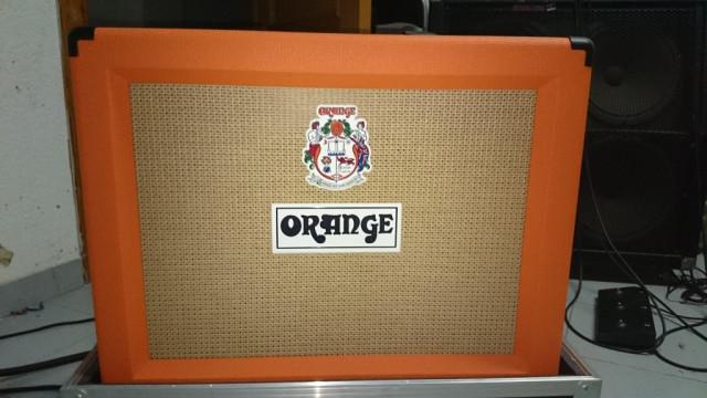 Orange Rocker 30 Combo 1x12 + flight case + footswitch
