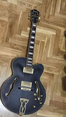 Guitarra IBANEZ ARTCORE AF75G BKF
