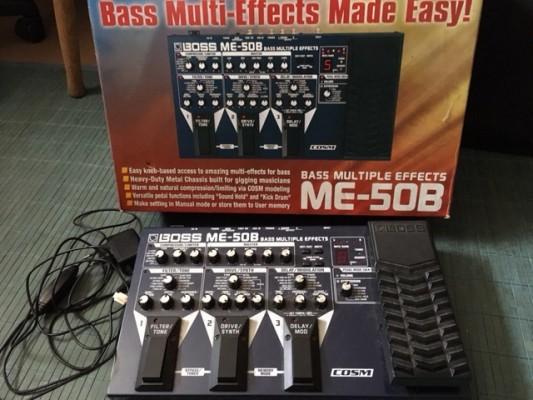 Pedalera Boss ME50B