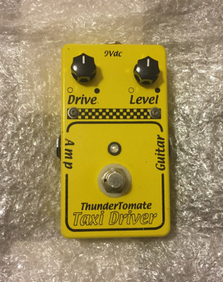 Thundertomate TAXI Driver