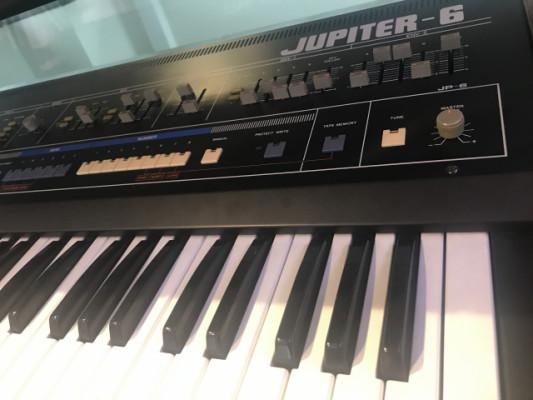 Roland Jupiter 6 Europa, V-Synth GT 2.0, kArp Oddysey FS...