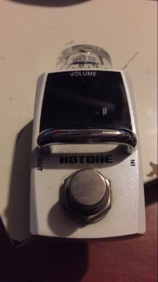 Tuner Pedal HOTONE