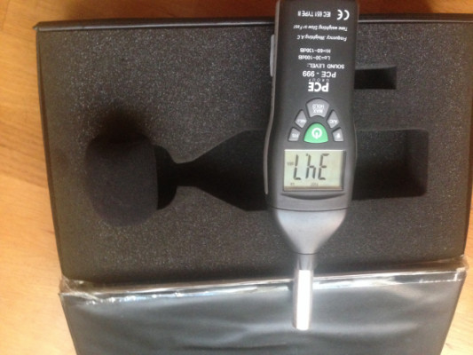 Sonómetro PCE-999