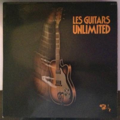 Vinilo doble - Una joya - Les Guitars unlimited