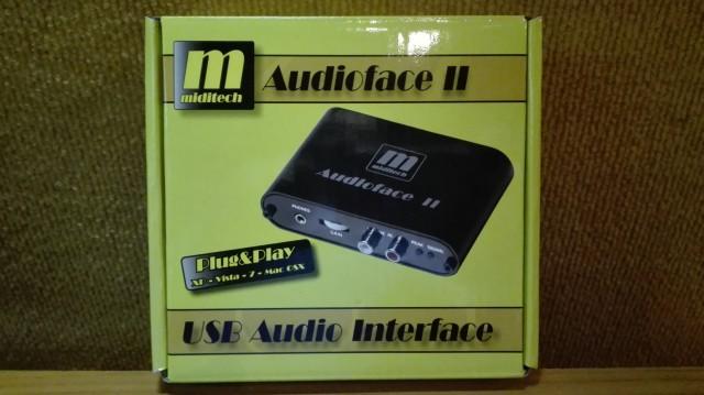Tarjeta de sonido Miditech