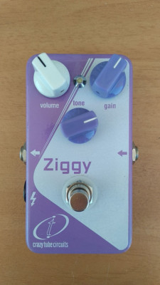 CrazyTubeCircuits  ZIGGY  (Overdrive SUPER-Dinámica)