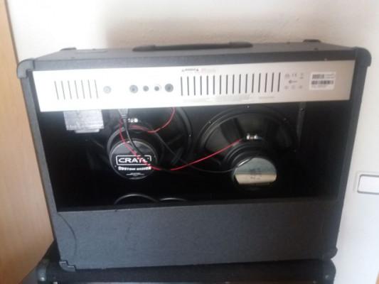 Crate Flexwave 120/212 ampli guitar