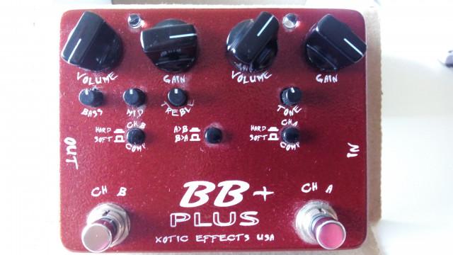Pedal Xotic BB Plus