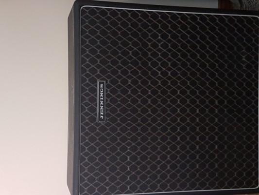 VENDO/CAMBIO Pantalla jenningns 4x12(VOX) Celestion Made in Engla