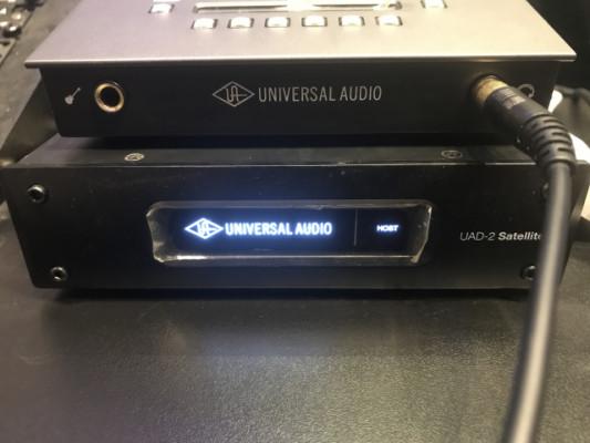 Universal Audio Satellite Quad Thunderbolt