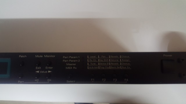 ROLAND Sound Expansion M-DC1