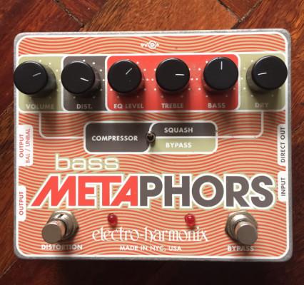 Bass Metaphors EHX