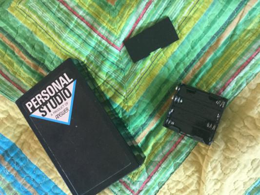 Preamp portátil de Rockman con effectos!