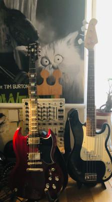 Cambio Pack de Guitarra y Bajo