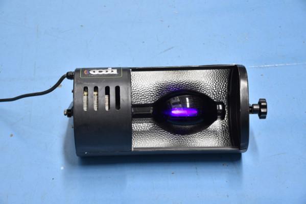 Focos de luz de negra 400 W.
