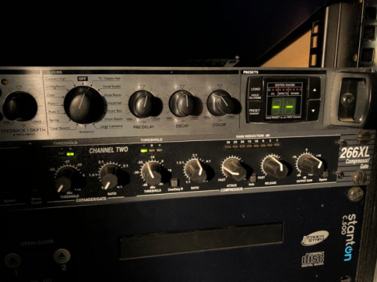 REVERB tc electronics M350