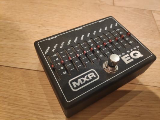 MXR 10 Band EQ Ecualizador