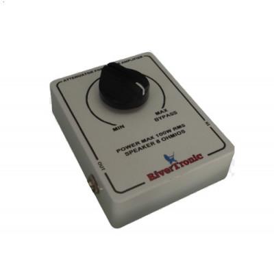 Atenuador Amplificador 100w
