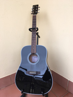 Guitarra acustica Dreadnought Sigma DM-1ST