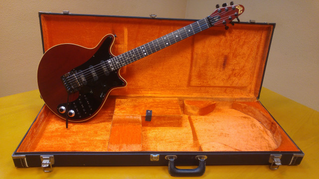 GUILD BHM-1 brian may red special CAMBIO