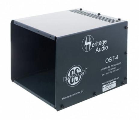 Vendo Lunchbox Heritage Audio OST4 NUEVO*