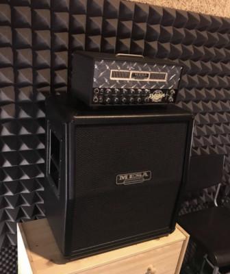 Mesa Boogie Mini Rectifier + Pantalla Mesa Boogie