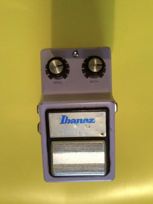 Ibanez CS9 Stereo Chorus pata negra