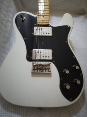 Squier Telecaster Deluxe Vintage Modified