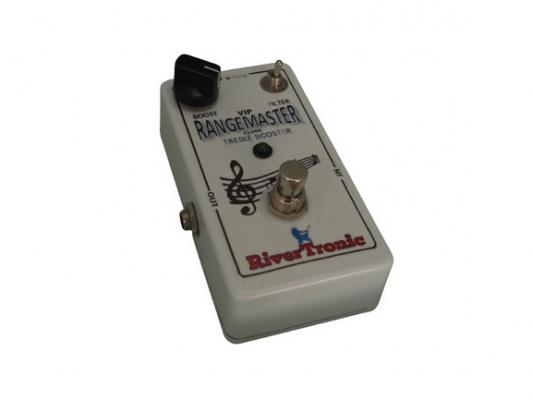 Pedal guitarra eléctrica Rangemaster Treble Booster Vip Clone