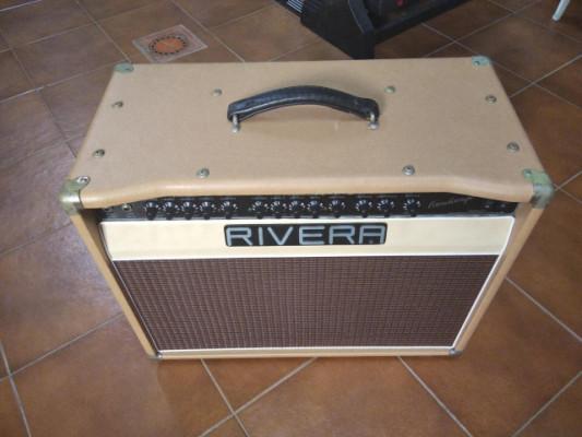 VENDO O CAMBIO: Amplificador Rivera Fandango 55 1x12