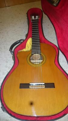 o vendo guitarra clásica Raimundo para Zurdo Zurda 660E