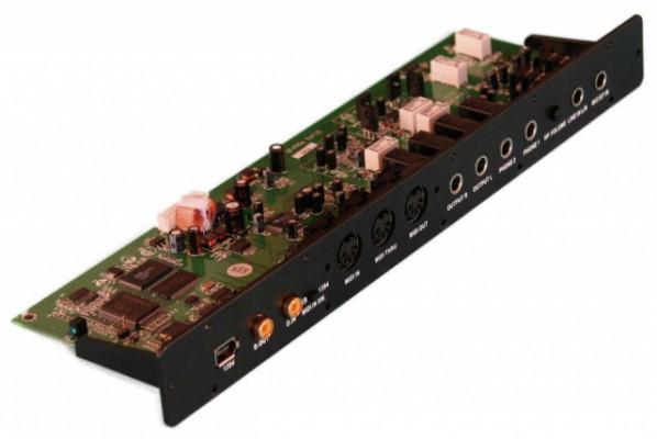 Interfaz de extensión IEEE 1394 FireWire para teclados CME