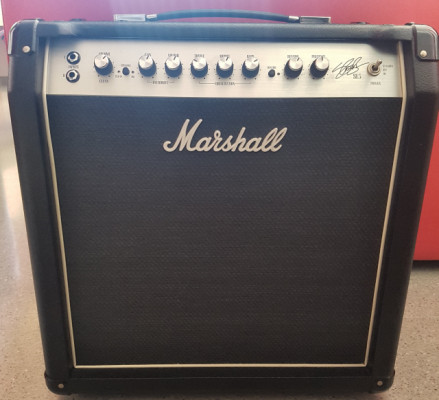 Marshall sl5 por Brunetti mc2