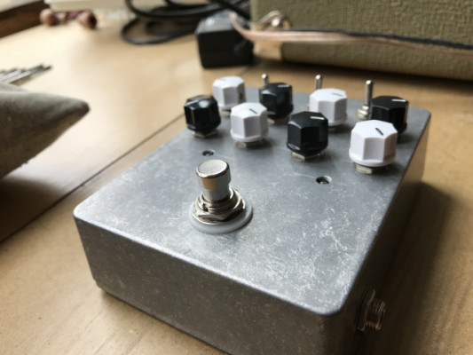 Into the unknown - Guitar Synth Kit DIY